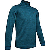 Under Armour Men's Armour Fleece ½ Zip Long Sleeve Shirt (Regular and Big & Tall)