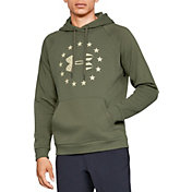 Under Armour Men's Freedom Rival Fleece Hoodie