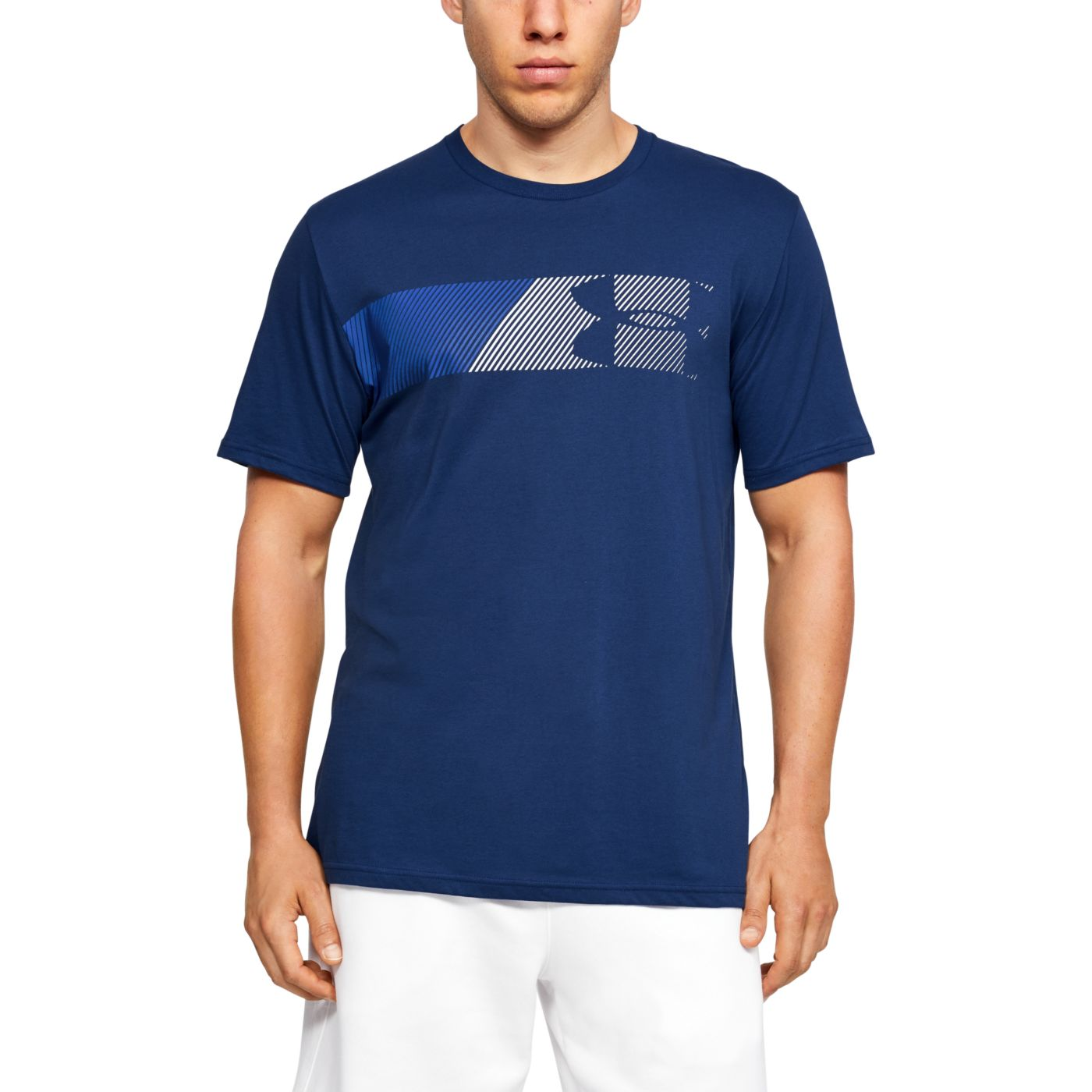 Under Armour Men's Fast Left Chest Logo Graphic T-Shirt (Regular and Big & Tall)