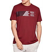 Under Armour Men's Fast Left Chest Logo Graphic T-Shirt