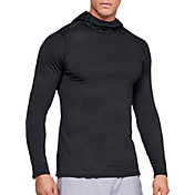 Under Armour Men's ColdGear Fitted Hooded Long Sleeve Shirt