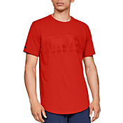 Under Armour Men's Graphic Mesh T-Shirt