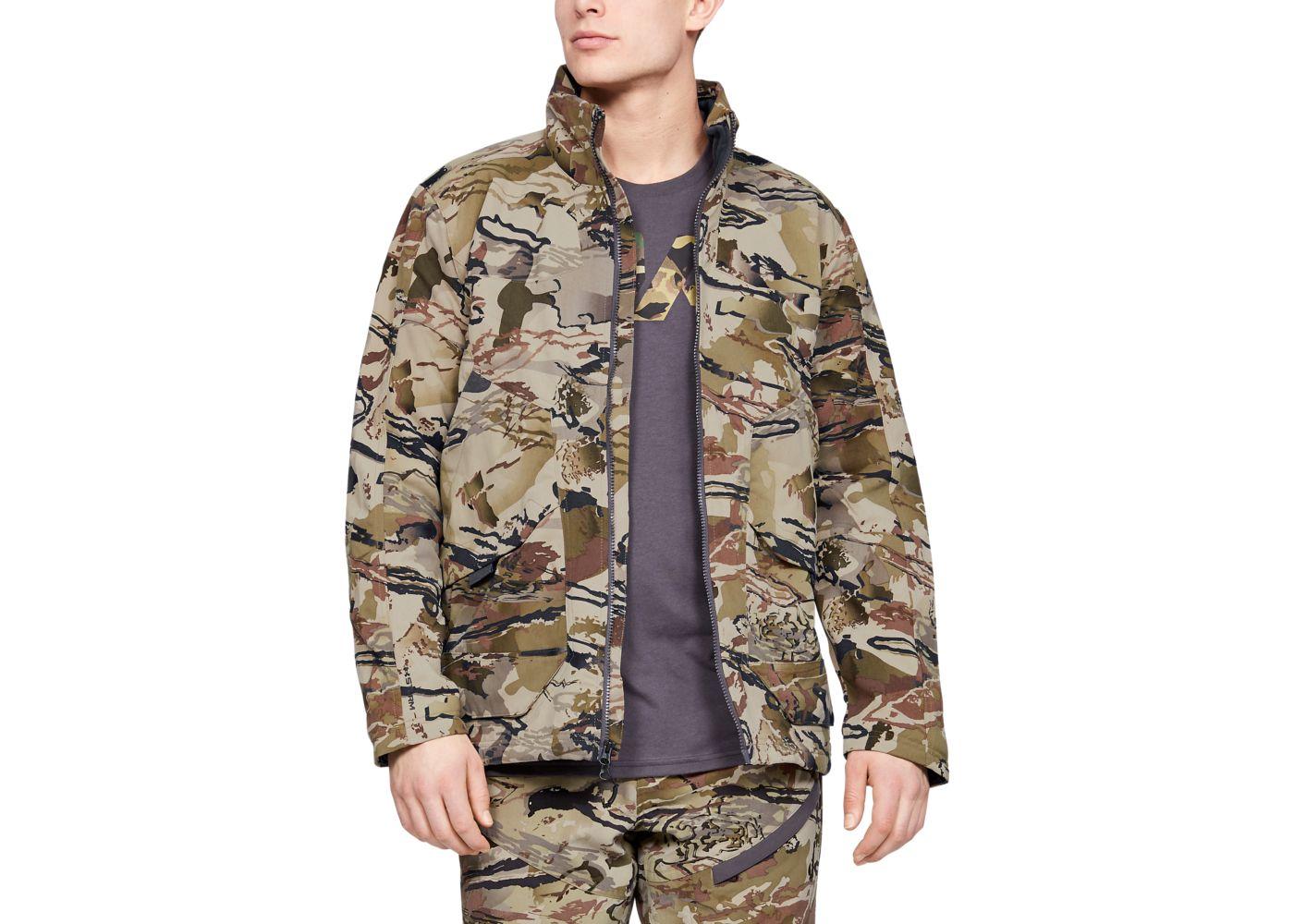Under Armour Men's Grit Hunting Jacket
