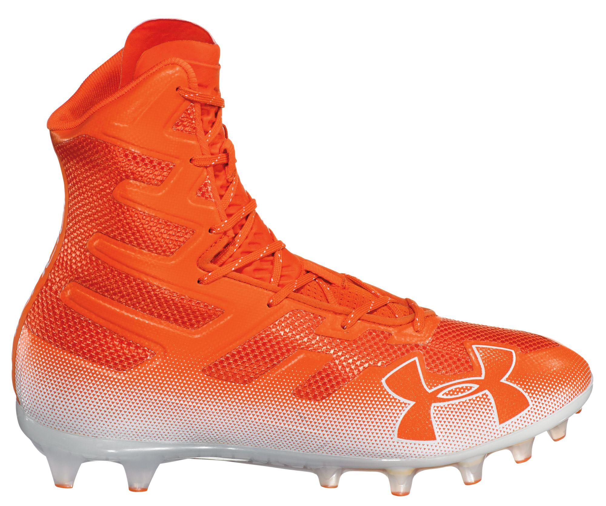 Orange Football Cleats   Best Price