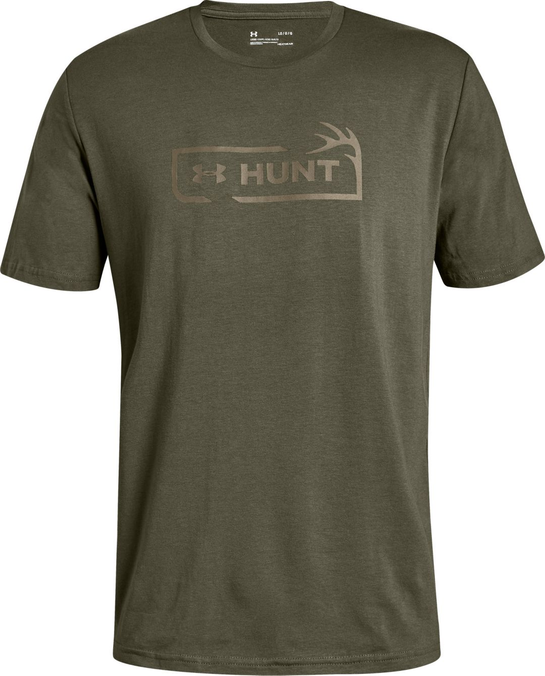 a69b617dfe Under Armour Men's Hunt Icon Short Sleeve T-Shirt