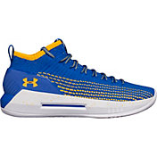 Under Armour Men's Heat Seeker Collegiate Pack Basketball Shoes