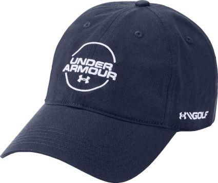 Under Armour Jordan Spieth Washed Cotton Golf Hat. noImageFound 79a0c9514e2