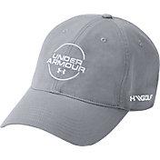 Under Armour Jordan Spieth Washed Cotton Golf Hat