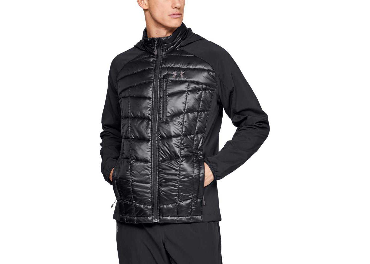 Under Armour Men's Hybrid Hooded Jacket