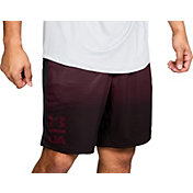 Under Armour Men's HeatGear MK-1 Short Fade Novelty Shorts