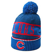 Under Armour Men's Chicago Cubs Jacquard Cuff Beanie