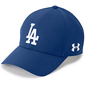 Under Armour Men's Los Angeles Dodgers Driver Adjustable Hat