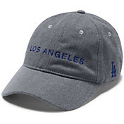 Under Armour Men's Los Angeles Dodgers Wool City Adjustable Hat