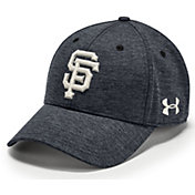 Under Armour Men's San Francisco Giants Tonal Twist Adjustable Hat