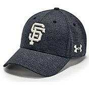 Under Armour Men's San Francisco Giants Tonal Twist Adjustable Hat