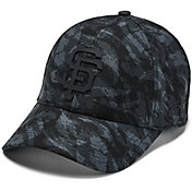 Under Armour Men's San Francisco Giants Driver Camo Adjustable Hat