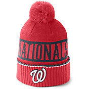 Under Armour Men's Washington Nationals Jacquard Cuff Beanie