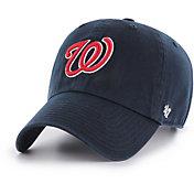 '47 Men's Washington Nationals Clean Up Adjustable Hat