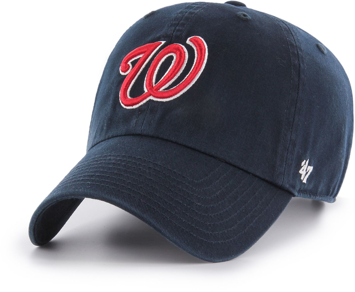 '47 Men's Washington Nationals Clean Up Adjustable Hat