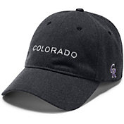 Under Armour Men's Colorado Rockies Wool City Adjustable Hat