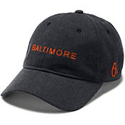 Under Armour Men's Baltimore Orioles Wool City Adjustable Hat