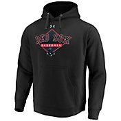 Under Armour Men's Boston Red Sox Black Hoodie