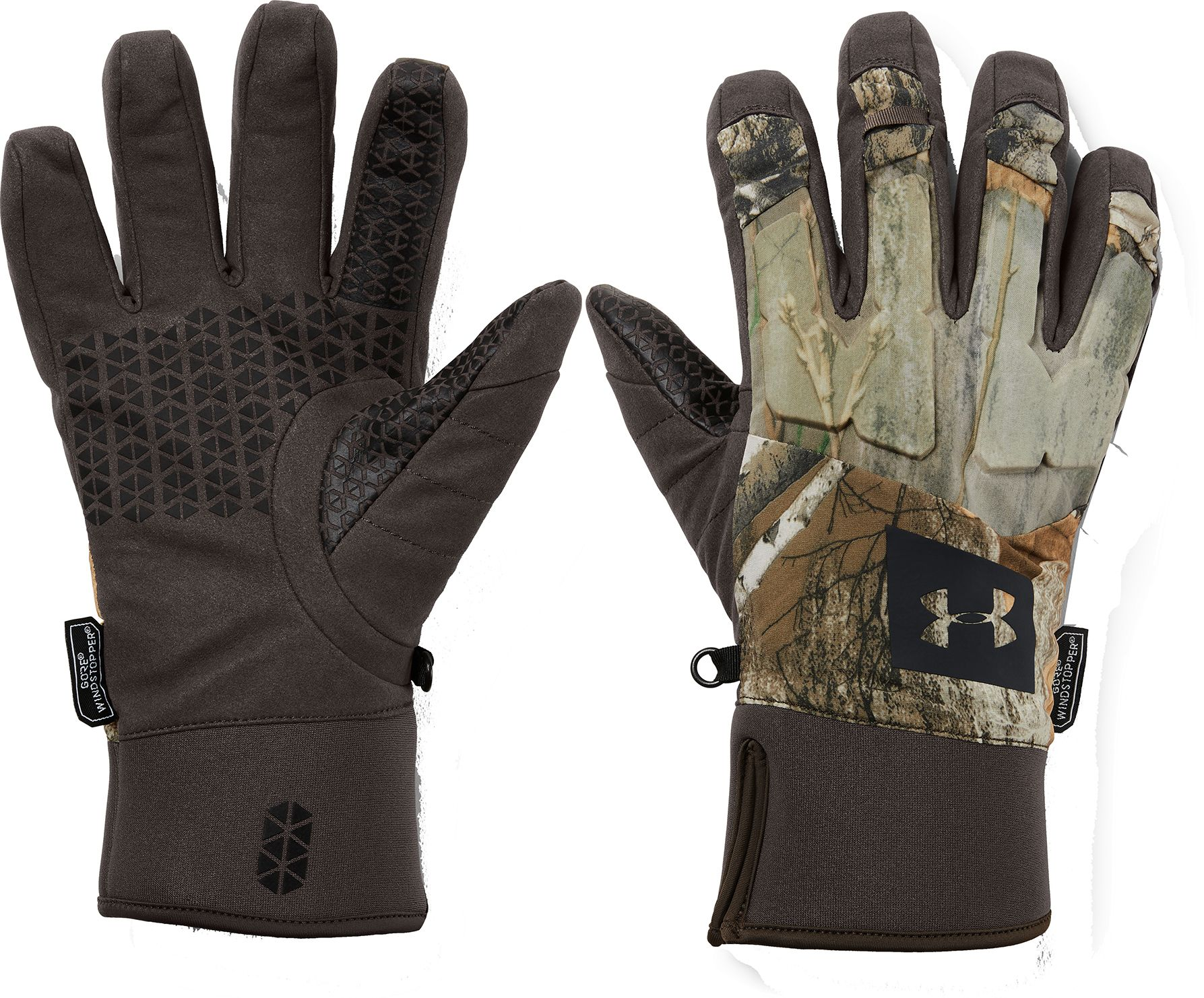 ed7359287a4f8 Under Armour Men's Mid Season Hunting Gloves | DICK'S Sporting ...
