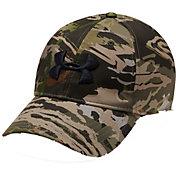 Under Armour Men's Camo Stretch Fit Hat