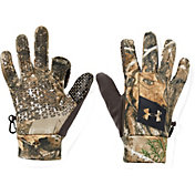 Under Armour Men's Early Season Fleece Hunting Gloves