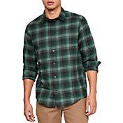 Under Armour Men's Tradesman Flannel Long Sleeve Shirt