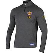 Under Armour Men's Los Angeles Lakers Quarter-Zip Pullover