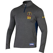 Under Armour Men's Denver Nuggets Quarter-Zip Pullover