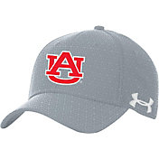 Under Armour Men's Auburn Tigers Grey Novelty Blitzing Hat