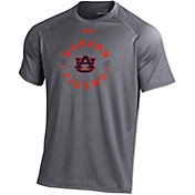 Under Armour Men's Auburn Tigers Grey Tech Performance T-Shirt
