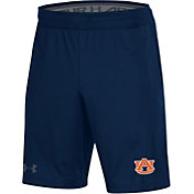 Under Armour Men's Auburn Tigers Blue MK1 Shorts