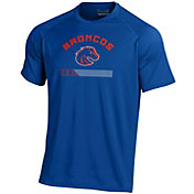 Under Armour Men's Boise State Broncos Blue Tech Performance T-Shirt