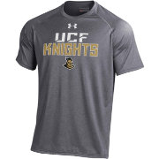 Under Armour Men's UCF Knights Grey Tech Performance T-Shirt