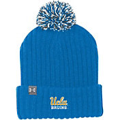 Under Armour Men's UCLA Bruins True Blue Fundamental Pom Knit Beanie