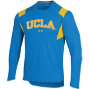 Under Armour Men's UCLA Bruins True Blue Long Sleeve Shooter T-Shirt
