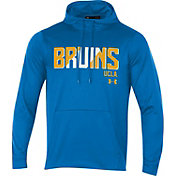 Under Armour Men's UCLA Bruins True Blue Fleece Pullover Hoodie