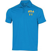 Under Armour Men's UCLA Bruins True Blue Pinnacle Performance Polo