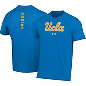 Under Armour Men's UCLA Bruins True Blue Performance Cotton T-Shirt