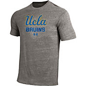Under Armour Men's UCLA Bruins Grey Tri Blend Short Sleeve T-Shirt
