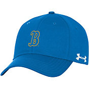Under Armour Men's UCLA Bruins True Blue Threadborne Armour Fitted Hat