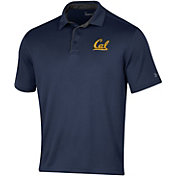 Under Armour Men's Cal Golden Bears Blue Tech Polo
