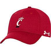 Under Armour Men's Cincinnati Bearcats Red Threadborne Closer Fitted Hat