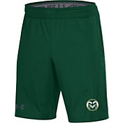 Under Armour Men's Colorado State Rams Green MK1 Shorts