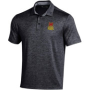 Under Armour Men's Maryland Terrapins Playoff Performance Black Polo
