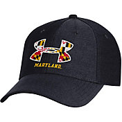 Under Armour Men's Maryland Terrapins 'Maryland Pride' Black Hat