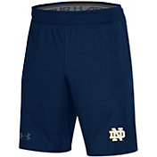 Under Armour Men's Notre Dame Fighting Irish Navy MK1 Shorts